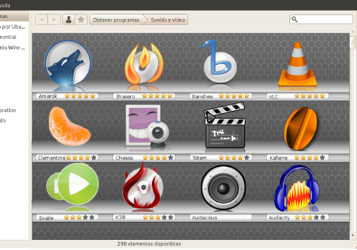 ubuntu software mockup