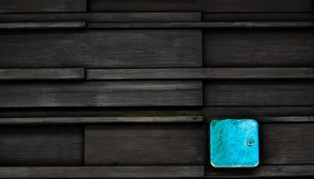 Blue box number 2