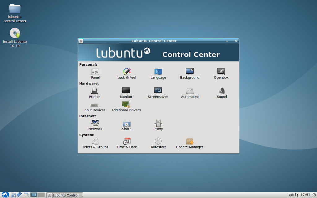 Lubuntu скачать торрент - фото 7