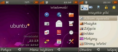 Sony Ericsson Ambiance Theme