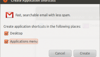 Create Application Shortcuts_007