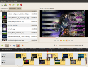 OpenShot Video Editor
