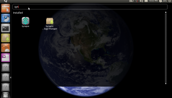 Unity Application places in Ubuntu 11.04