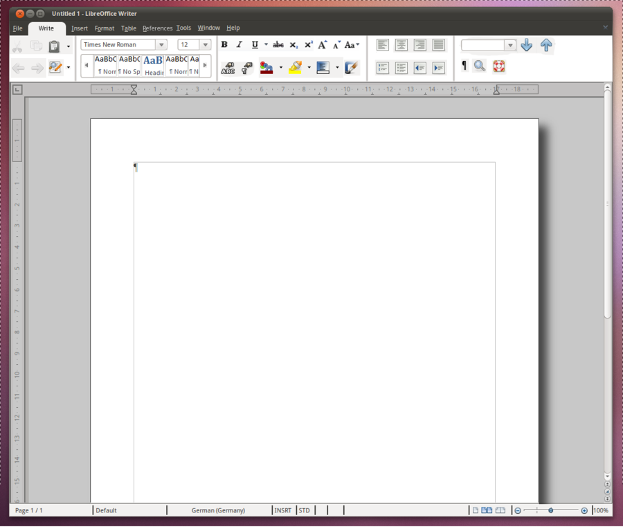 Libreoffice ribbon ui mock up omg ubuntu - Openoffice or libre office ...