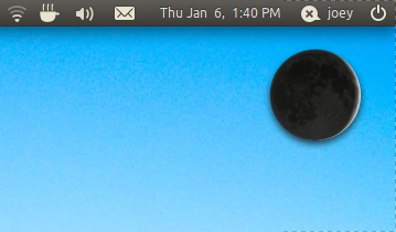 moon screenlet ubuntu