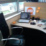Benjamin's Desk