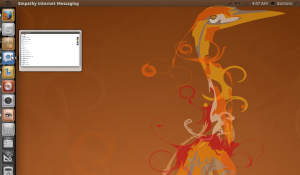 Ubuntu 11.04: same great Ubuntu, all new features.