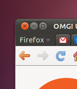 Firefox 4 Menu Button