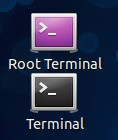 Root Vs root: it's all about colour