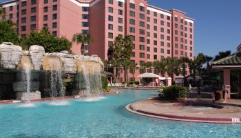 The Caribe Royale Hotel in Orlando