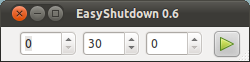 EasyShutdown for Ubuntu