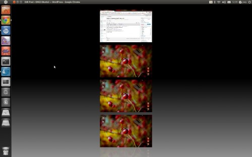 PiTiVi with effects running in Ubuntu 11.04