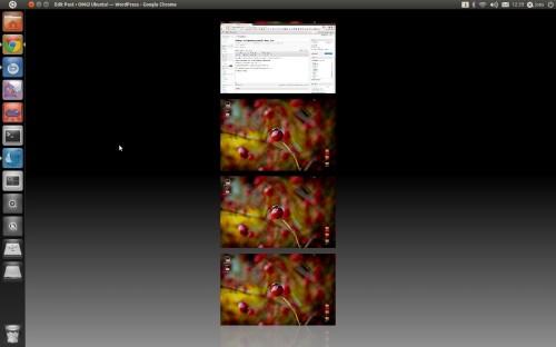 PiTiVi with effects running in Ubuntu 11.04