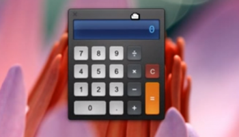 elementary Devs Show Off Slick-looking Calculator App