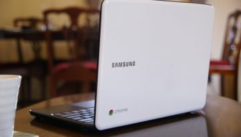 Samsung Series 5 Chromebook with Google Chrome OS