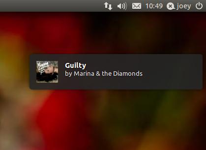 Google Music Notificaciones