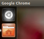 new dash button in Ubuntu 11.10 unity