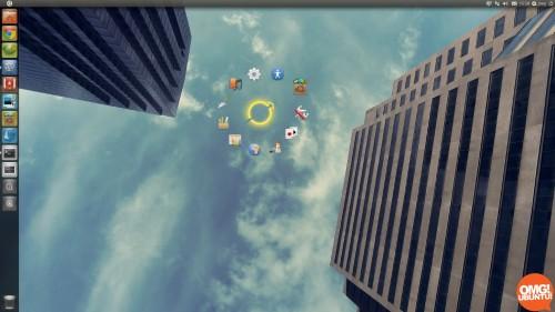 GNOME Pie in Ubuntu 11.04