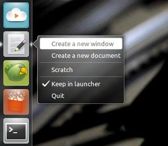 Scratch Unity Quicklist