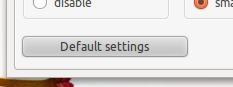MyUnity tweaking tool default