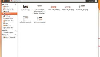 marlin file browser in Ubuntu 11.10