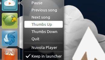 Unity quicklist support