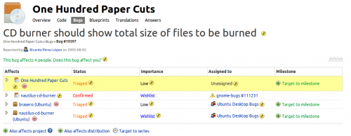 Ubuntu's One Hundred Paper Cuts Project is Precisely Back!