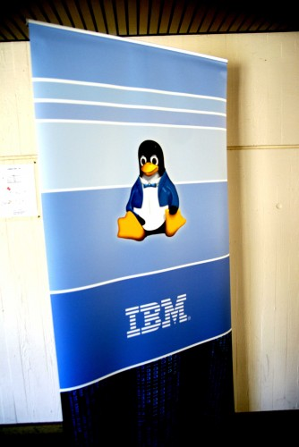 IBM at Linux.conf.au