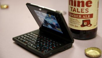 Is This The World's Smallest Linux Laptop?