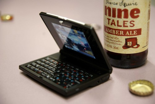 The Ben NanoNote – The World's Smallest Linux Laptop?