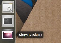 Unity Show Desktop