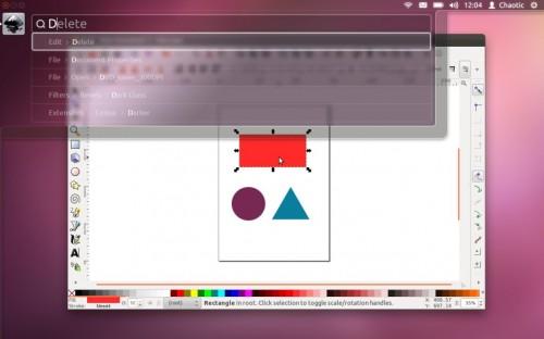 HUD in Ubuntu 12.04