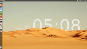 The Sands of Time Linux Desktop