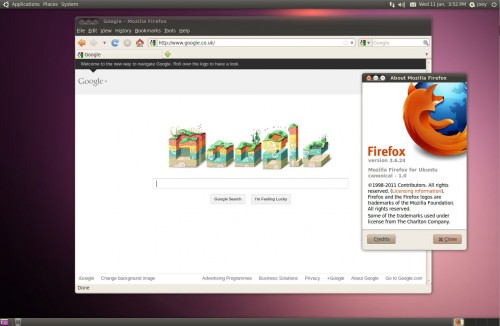 Firefox 3.6 in Ubuntu 10.04