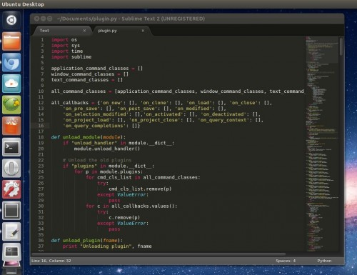Sublime Text 2 – A Fast & Fancy Text Editor