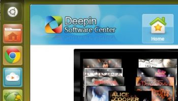 Deepin Software Centre in Ubuntu