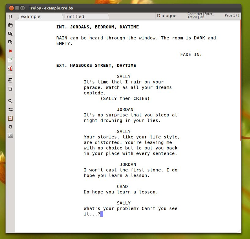 open source script writing software Open source programs are the next big thing in the technology arena and, now there are even open source programs for screenwriting learn which are the top open source screen writing software programs.