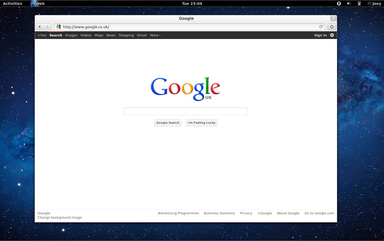 GNOME's Revamped 'Web' Browser Is Minimal, Mighty