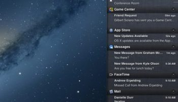 3 Features New to OS X 10.8 Mountain Lion That Ubuntu Already Has
