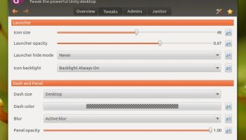 Ubuntu Tweak 0.6.2 in Ubuntu 12.04