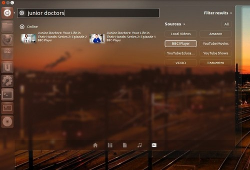 Ubuntu 12.04's New Video Lens