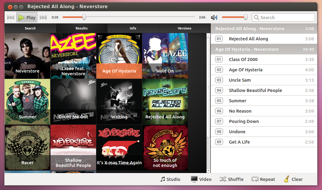 bug fixes land for desktop youtube music app musictube omg ubuntu