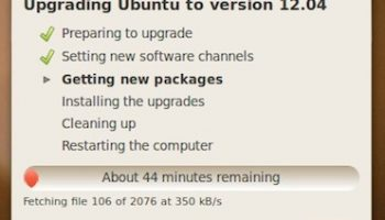 Ubuntu 10.04 – 12.04 Upgrade – How Well Does it Go?