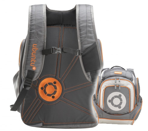 New Ubuntu backpack