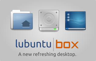 Lubuntu box Icon theme