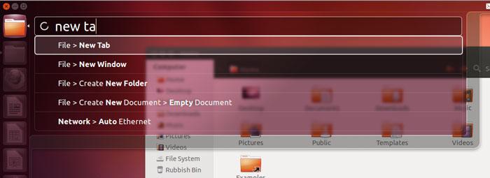 The Ubuntu HUD