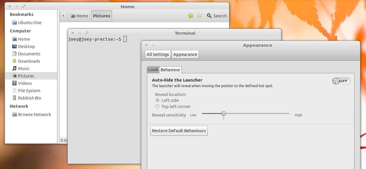 eGTK 3 in Ubuntu 12.04