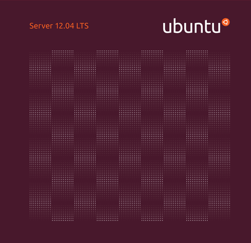 Ubuntu 12.04 Server CD Cover