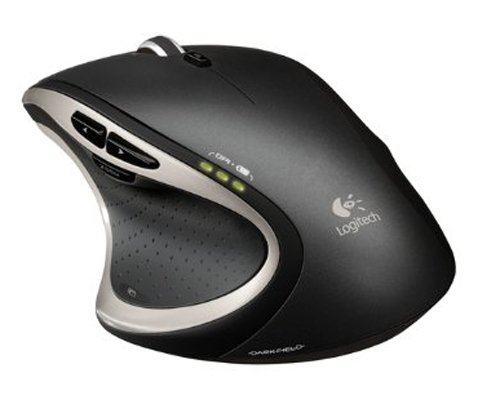 The Logitech Performance MX Mouse