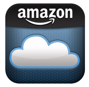 amazon cloud drive app logo